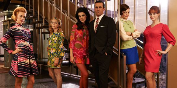 mad men season finale